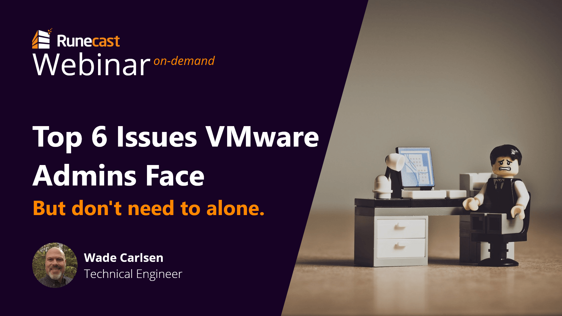 Top 6 Issues VMware Admins Face